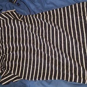 Frank&Oak Striped long sleeve shirt